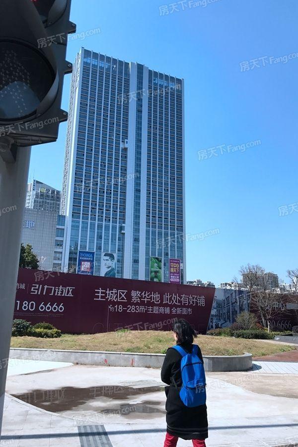 保利达江湾城实景图