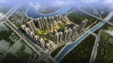 广州亚运城天峯