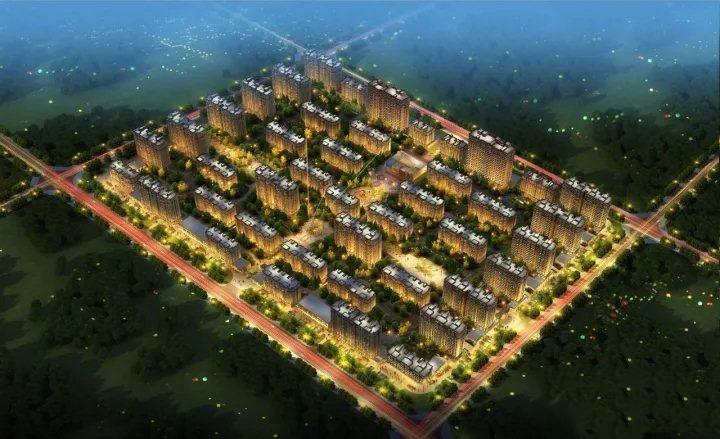 润通·梦想城规划图