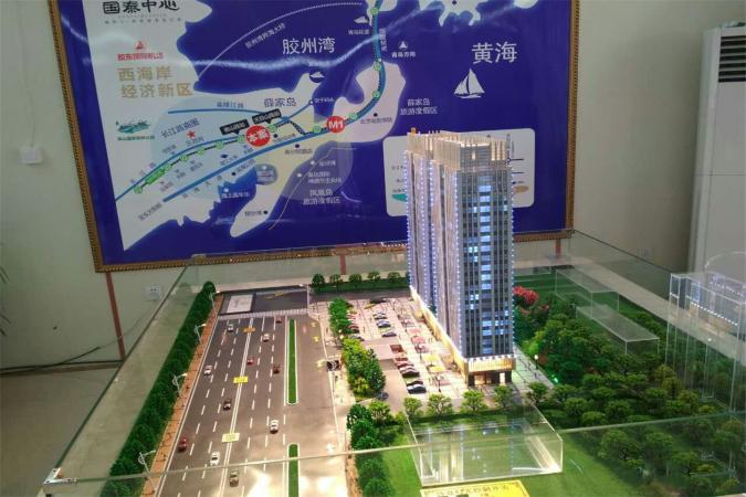 国泰中心规划图