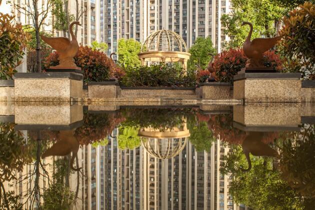 大美盛城·美珑公园实景图