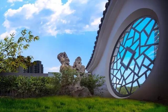 四方新城·匠园实景图