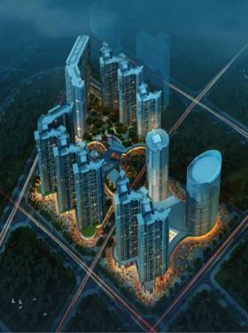 荣洲·现代城