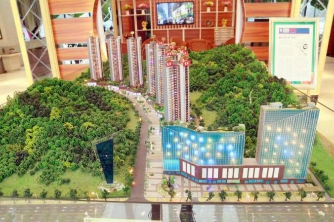 泰山·绿谷规划图