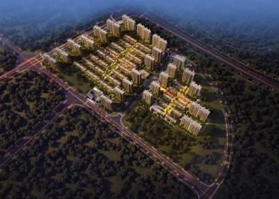郑州孔雀城