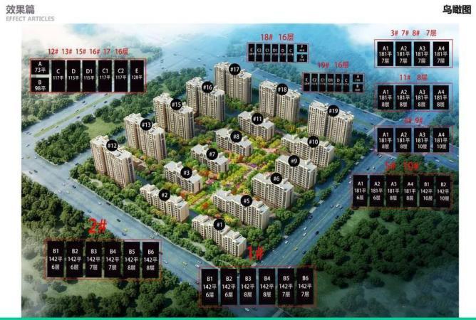 碧桂园国控天誉规划图