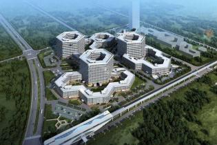 齐鲁创新谷·晶格广场