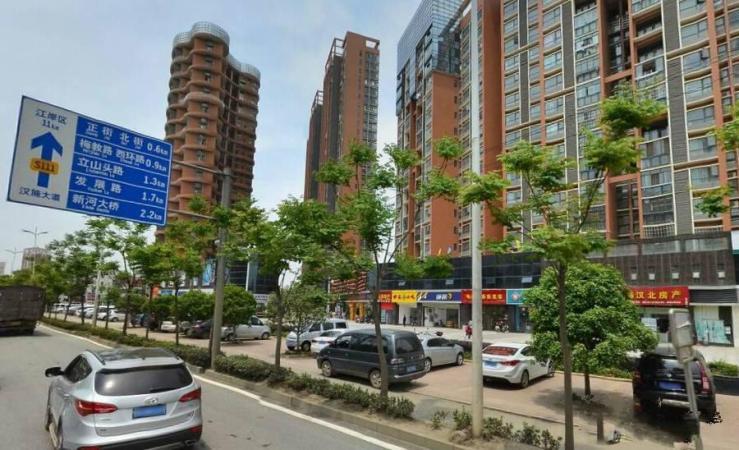 东方城实景图