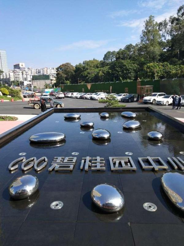 碧桂园中心实景图