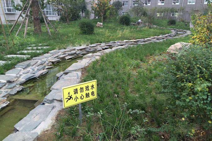 龙湖新区实景图