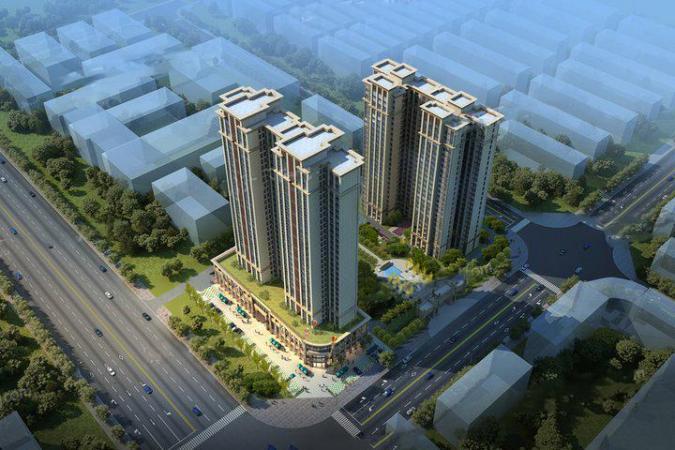 德龙东城华府规划图