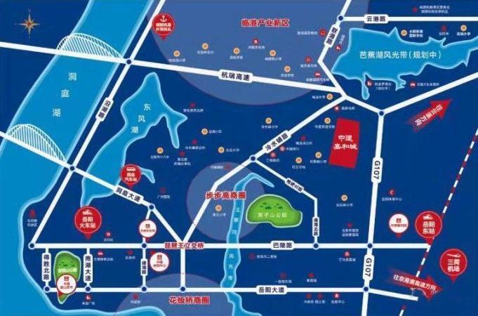 中建嘉和城规划图