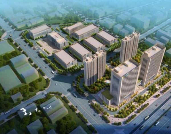 智慧新城规划图