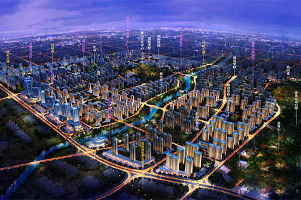 中新国际城