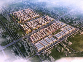 万洲浙商城