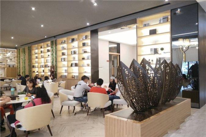 中海龙泉公馆实景图