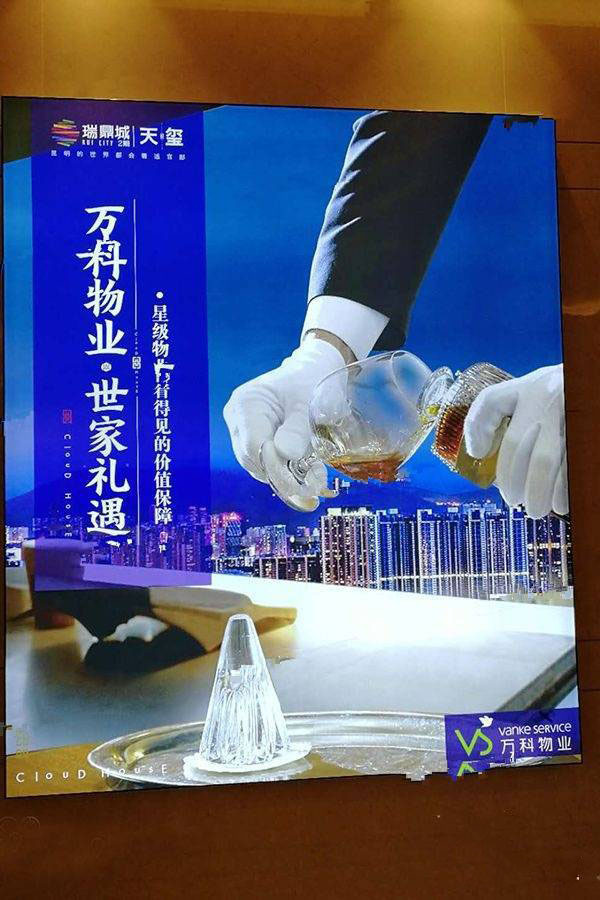 瑞鼎城天玺实景图