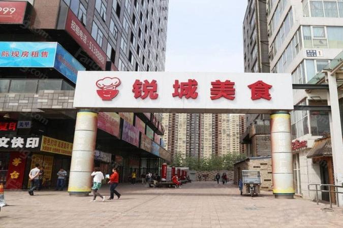 小悦中心广场配套图