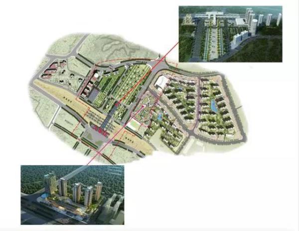 汇霖·智慧城规划图