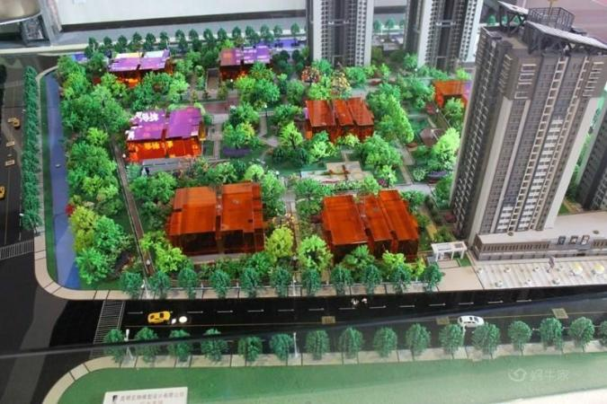万科|魅力之城规划图