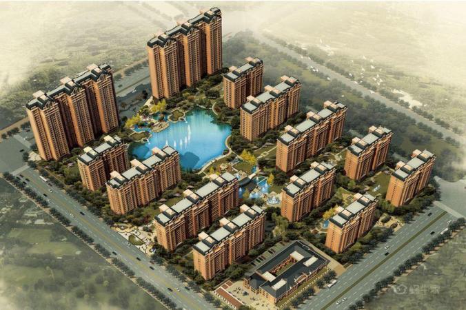 三庆·城市主人规划图