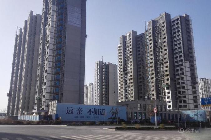 三庆御园实景图