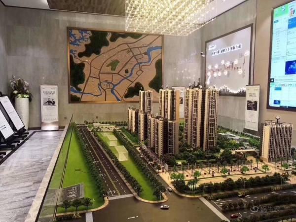 浩创·花语城规划图