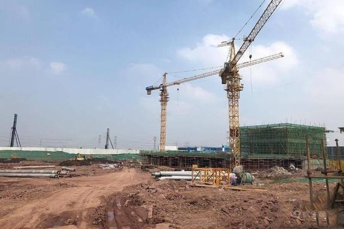 华强国际公馆实景图