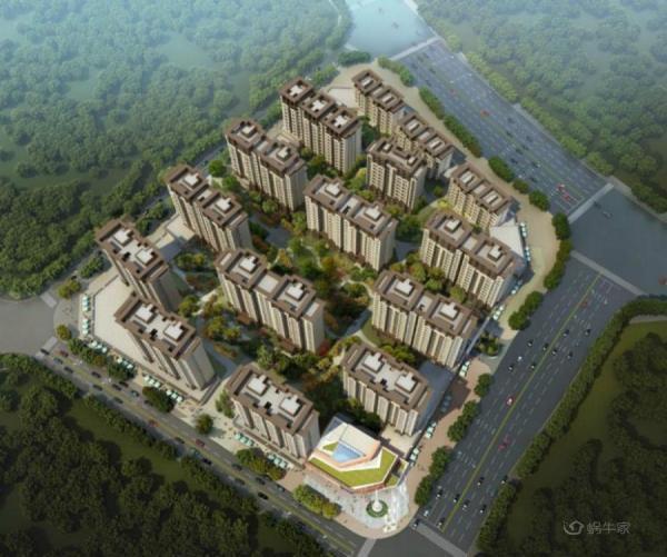 桂林国韵村规划图