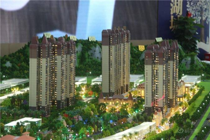 桂林恒大城规划图