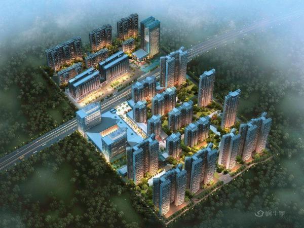 天悦城规划图