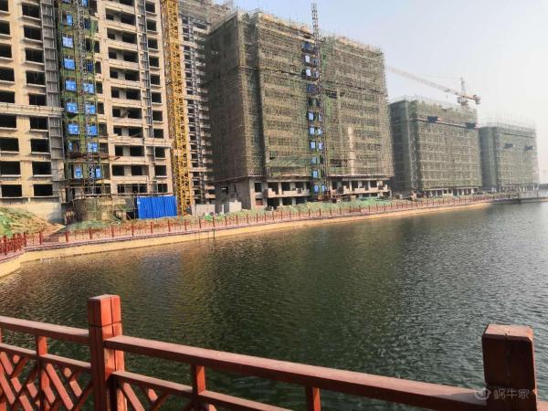 东湖世纪城实景图