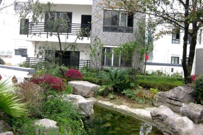 桂林留园实景图