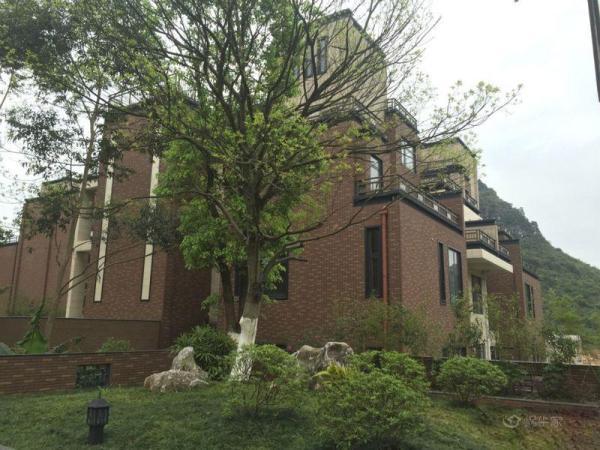 东方庭院实景图
