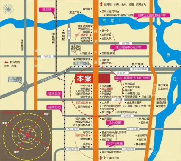 瑞锦国际商贸城位置图