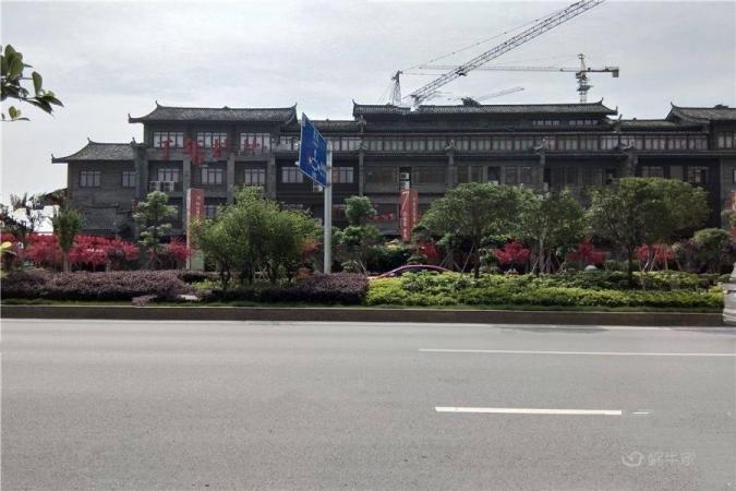 袭汇千年桂林实景图