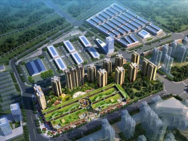 桂林义乌城效果图