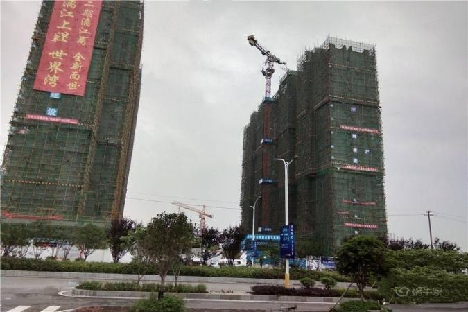 希宇上东城实景图