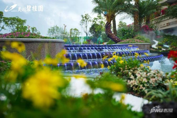 灵川碧桂园实景图