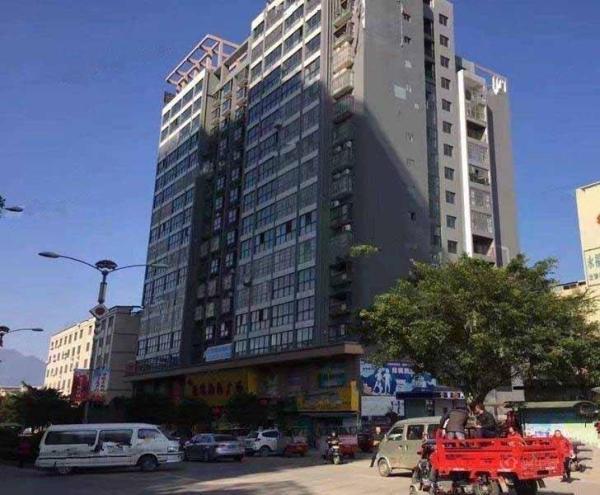 恒盛商业广场实景图