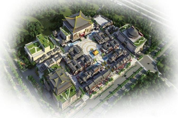 袭汇千年桂林规划图