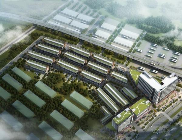 瑞锦国际商贸城规划图
