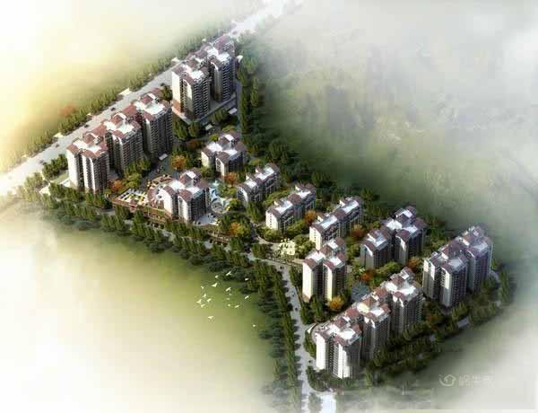 城中雅居规划图