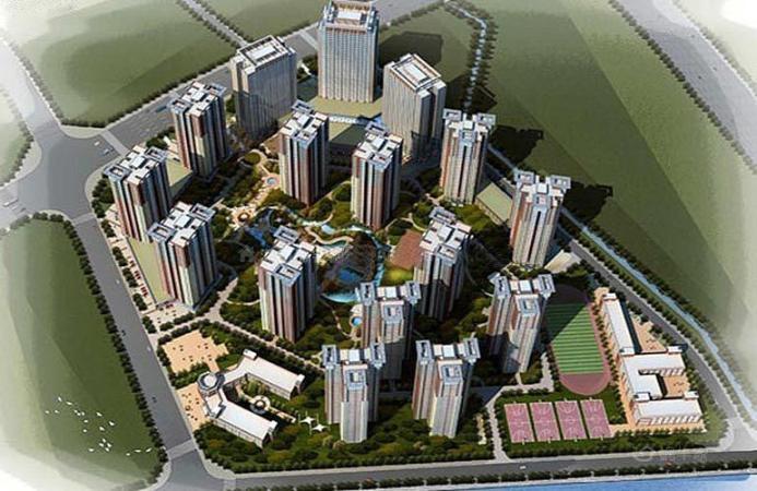 德润朗悦湾规划图