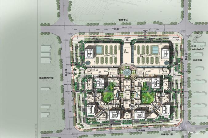 红星国际广场规划图