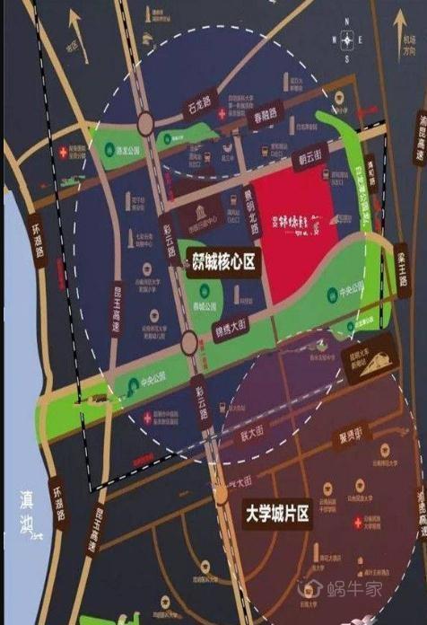 中交锦绣雅郡商业规划图
