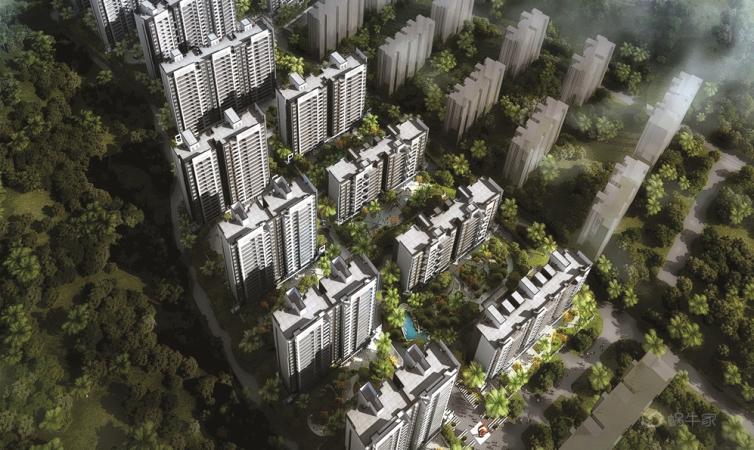 四方新城·和园效果图
