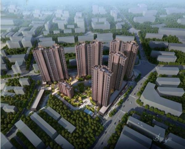 前川欣城二期规划图