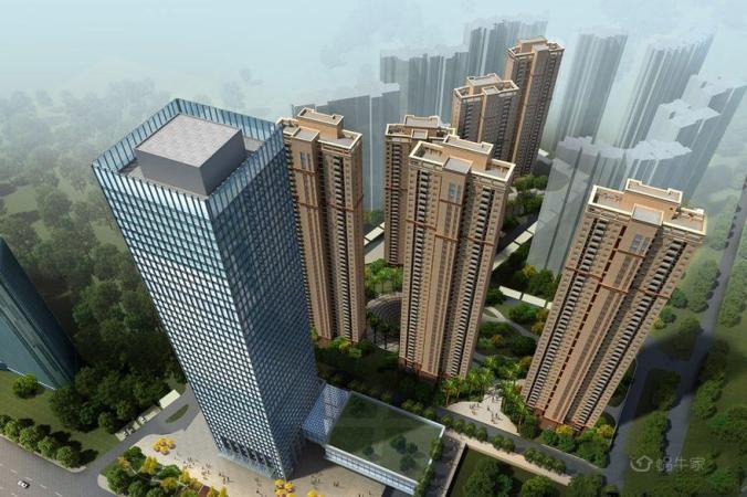 联发国际大厦规划图
