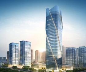 龙山中央商务区